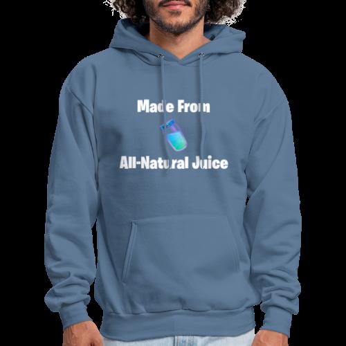 All-Natural Juice - Men's Hoodie