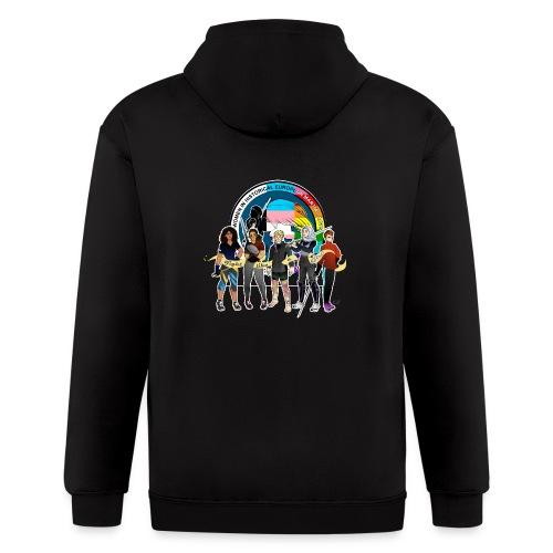 Esfinges Pride - Men's Zip Hoodie