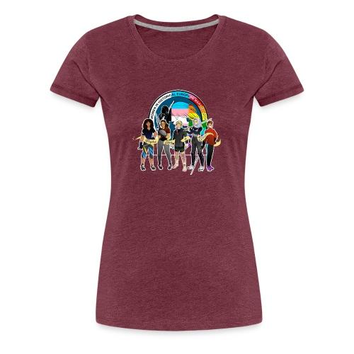 Esfinges Pride - Women's Premium T-Shirt