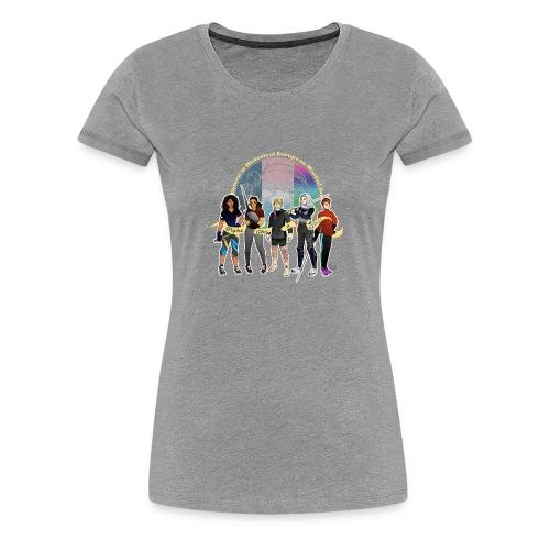 Esfinges women - Women's Premium T-Shirt