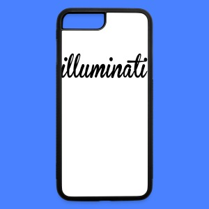 Illuminati iPad Cases - stayflyclothing.com - iPhone 7 Plus/8 Plus Rubber Case