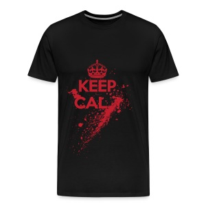 Keep Bloody Calm! - Men's Premium T-Shirt