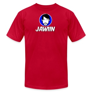 The NEW Official Jawiin T-Shirt - Men's T-Shirt by American Apparel