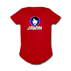 The NEW Official Jawiin T-Shirt - Short Sleeve Baby Bodysuit