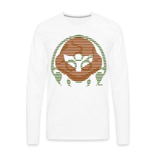 RoidLines - Men's Premium Long Sleeve T-Shirt