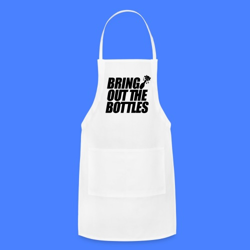 Bring Out The Bottles iPhone 5 Cases - Adjustable Apron