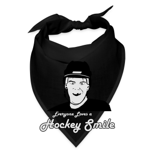 Everyone Loves A Hockey Smile - Mens - Bandana