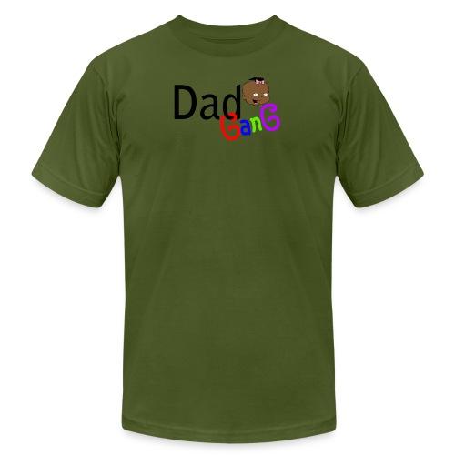 Dad Gang Girl - Men's Fine Jersey T-Shirt
