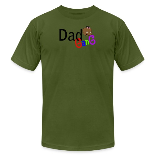 Dad Gang Girl - Men's  Jersey T-Shirt