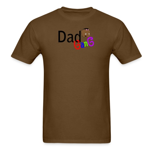 Dad Gang Girl - Men's T-Shirt