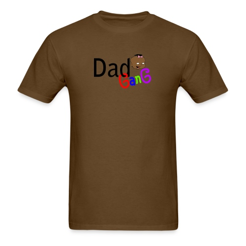 Dad Gang Girl - Men's T-Shirt