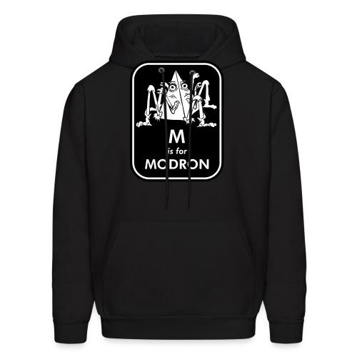 M is for Modron - Men's Hoodie