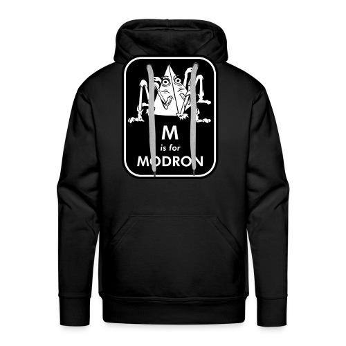 M is for Modron - Men's Premium Hoodie