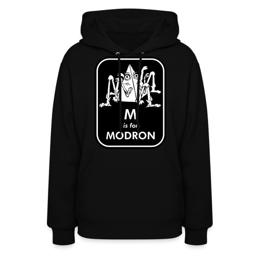 M is for Modron - Women's Hoodie