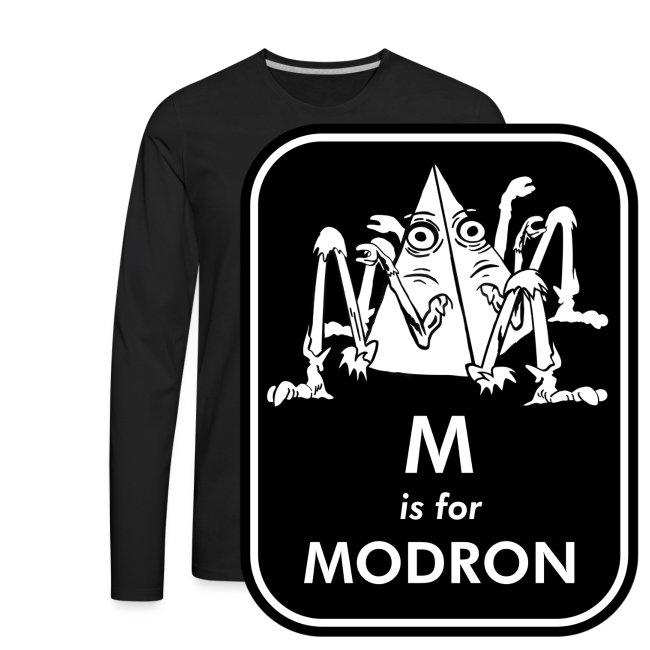 M is for Modron