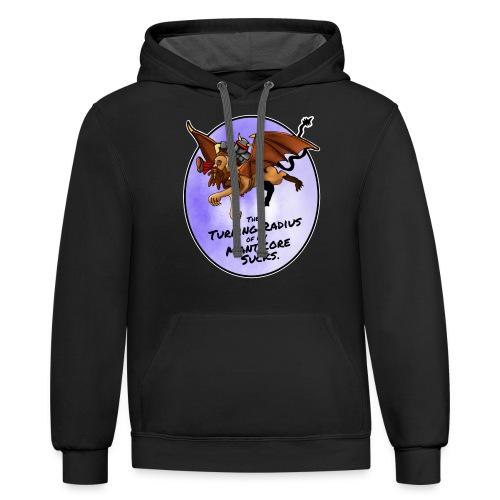 Manticore Rider - Contrast Hoodie