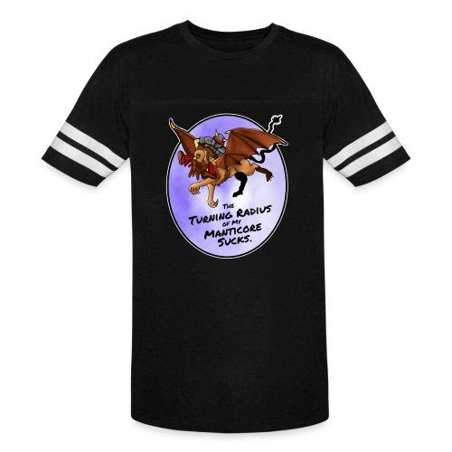 Manticore Rider - Vintage Sport T-Shirt