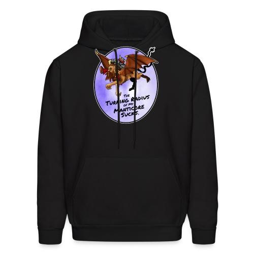Manticore Rider - Men's Hoodie