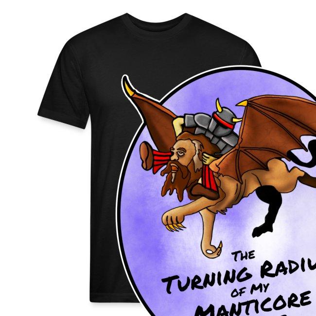 Manticore Rider