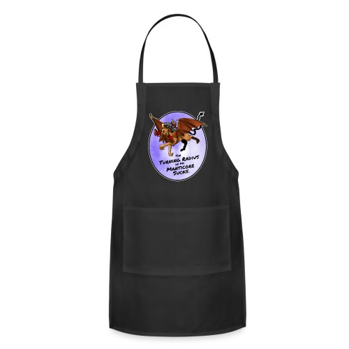 Manticore Rider - Adjustable Apron