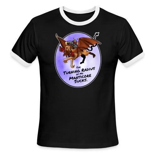 Manticore Rider - Men's Ringer T-Shirt