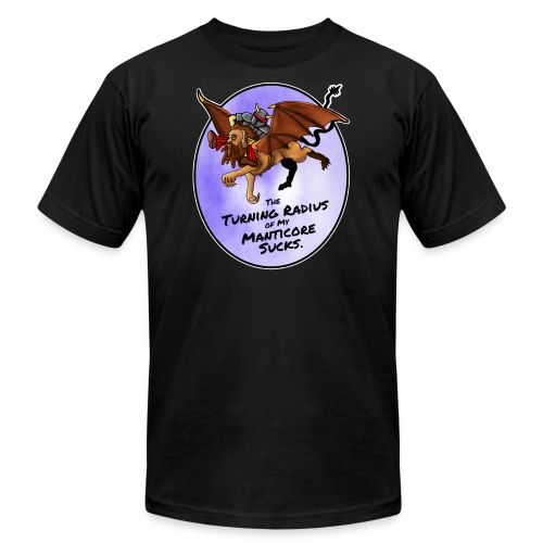 Manticore Rider - Men's  Jersey T-Shirt