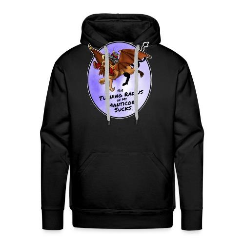 Manticore Rider - Men's Premium Hoodie