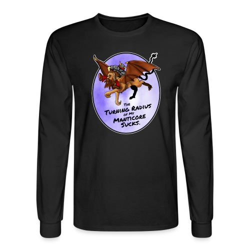 Manticore Rider - Men's Long Sleeve T-Shirt