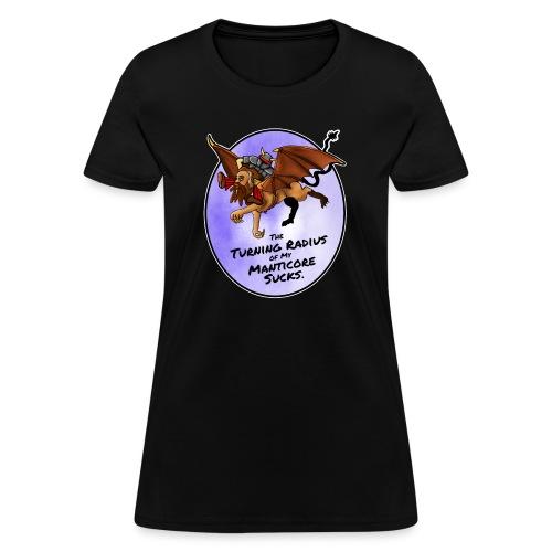 Manticore Rider - Women's T-Shirt