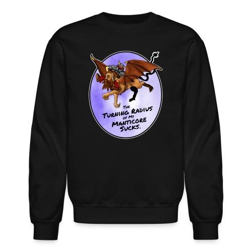 Manticore Rider - Crewneck Sweatshirt