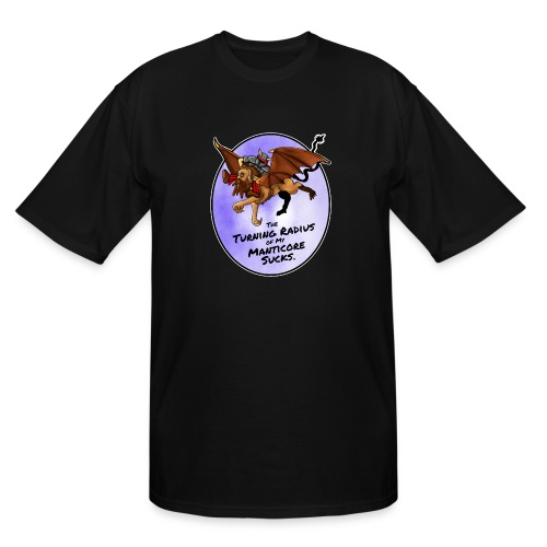 Manticore Rider - Men's Tall T-Shirt