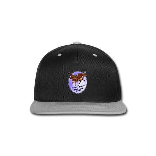 Manticore Rider - Snap-back Baseball Cap