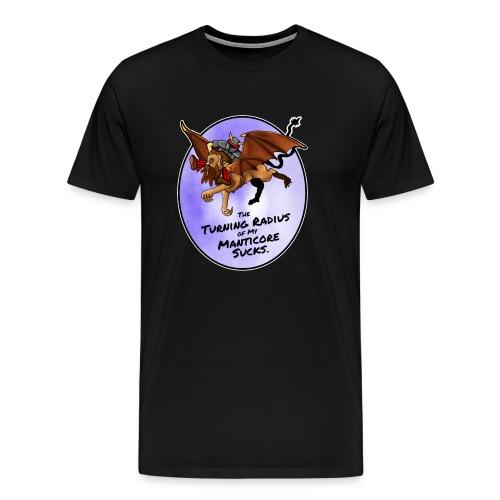 Manticore Rider - Men's Premium T-Shirt