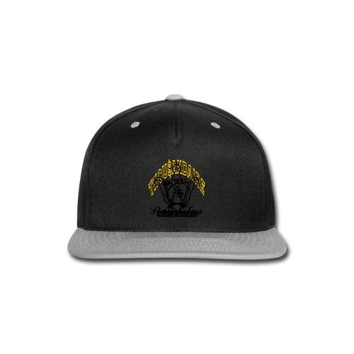 THOUSANDAIRE BOYZ CLUB Tee blk wht grey - Snap-back Baseball Cap