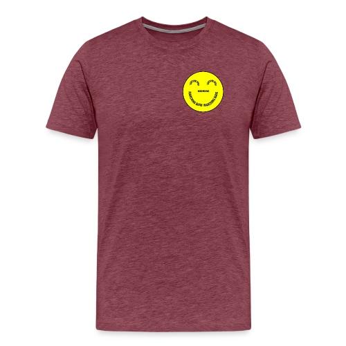 Marching Band Smiley - Men's Premium T-Shirt