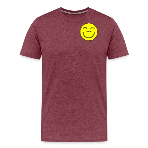 Marching Band Smiley - Men's Premium T-Shirt