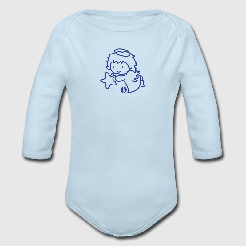 Cute Little Angel Baby & Toddler Shirts - Long Sleeve Baby Bodysuit