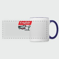 English Toothpaste - Panoramic Mug