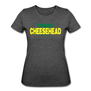 Purebred Cheesehead - Women's 50/50 T-Shirt