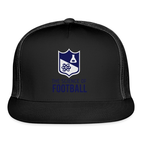 The Science of Football - Grey - Trucker Cap