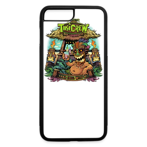 Tiki Bar - iPhone 7 Plus/8 Plus Rubber Case