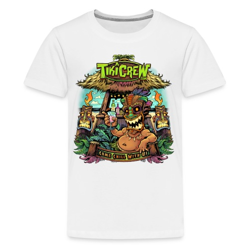 Tiki Bar - Kids' Premium T-Shirt
