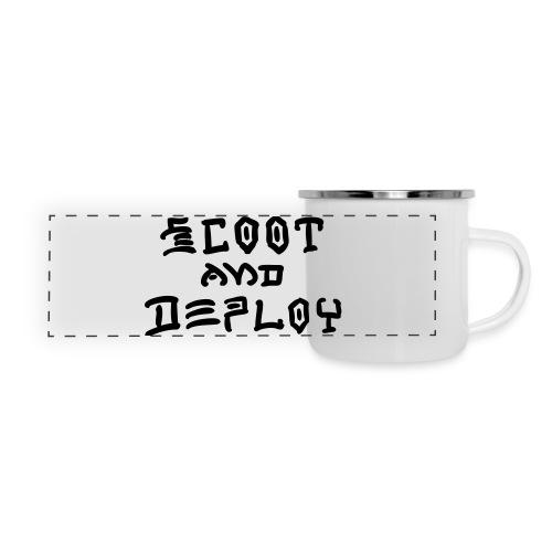 Scoot and Deploy - Panoramic Camper Mug