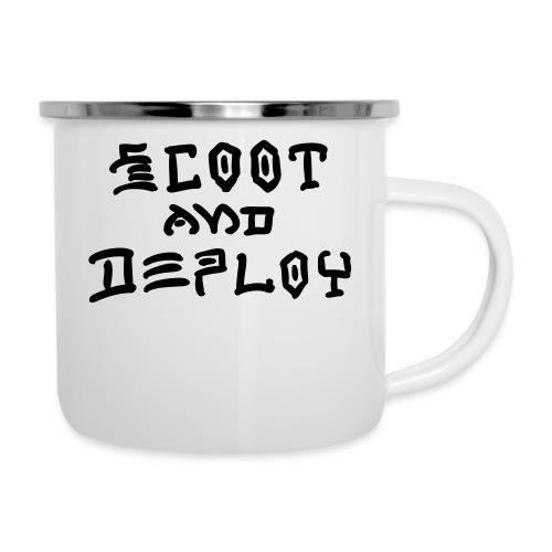 Scoot and Deploy - Camper Mug