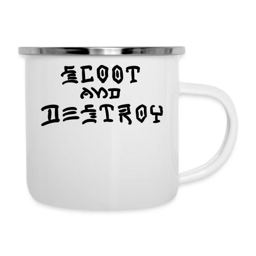Scoot and Destroy - Camper Mug