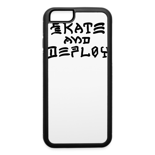 Skate and Deploy - iPhone 6/6s Rubber Case