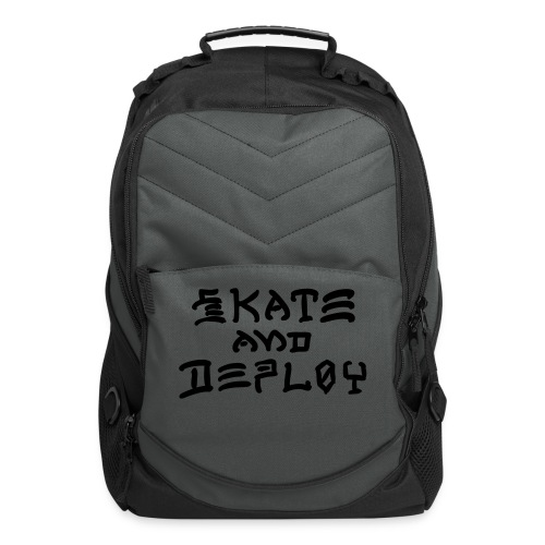 Skate and Deploy - Computer Backpack