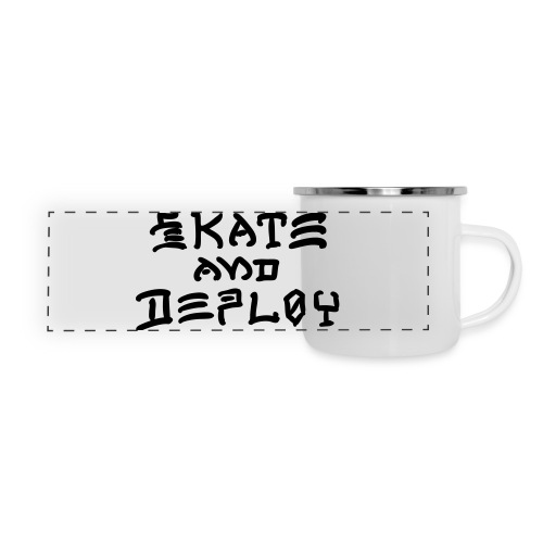 Skate and Deploy - Panoramic Camper Mug