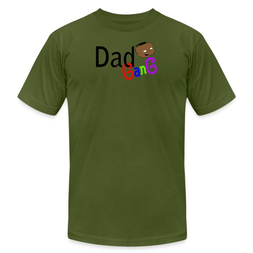 Dad Gang Boy - Men's  Jersey T-Shirt