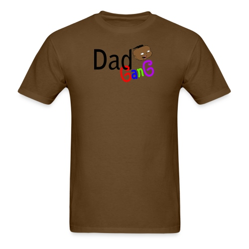 Dad Gang Boy - Men's T-Shirt